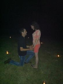 Popping the Question!