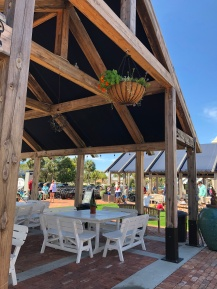 Community Pavilion and Lawn in Rosemary Beach