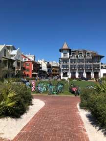 Beautiful Rosemary Beach Downton